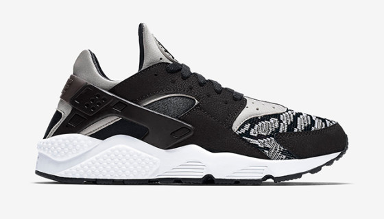Nike Air Huarache Woven 'Black/White'