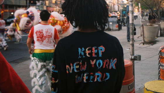 "10.Deep x Good Company 4/20 ""Keep NY Weird"""