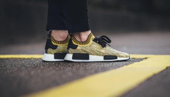 Adidas NMD Runner Yellow Digi Camo – Release Reminder