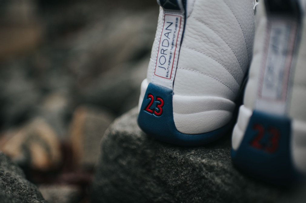 Air Jordan 12 Retro (French Blue)