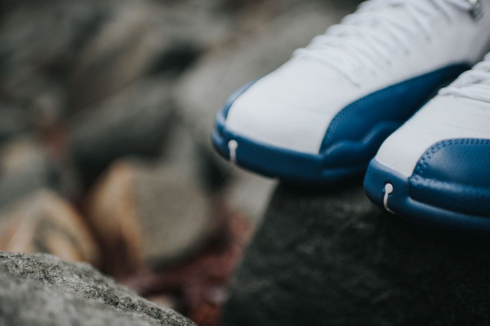 Air Jordan 12 retro French Blue