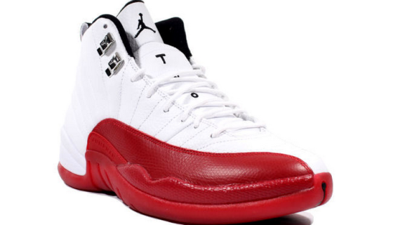 The Air Jordan 12 'Cherry' returns in 2016