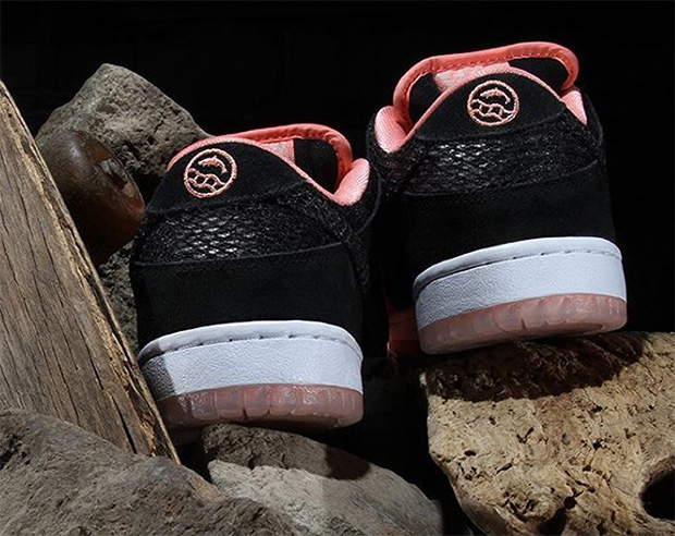 Premier x Nike SB Dunk Low Fish Ladder 1