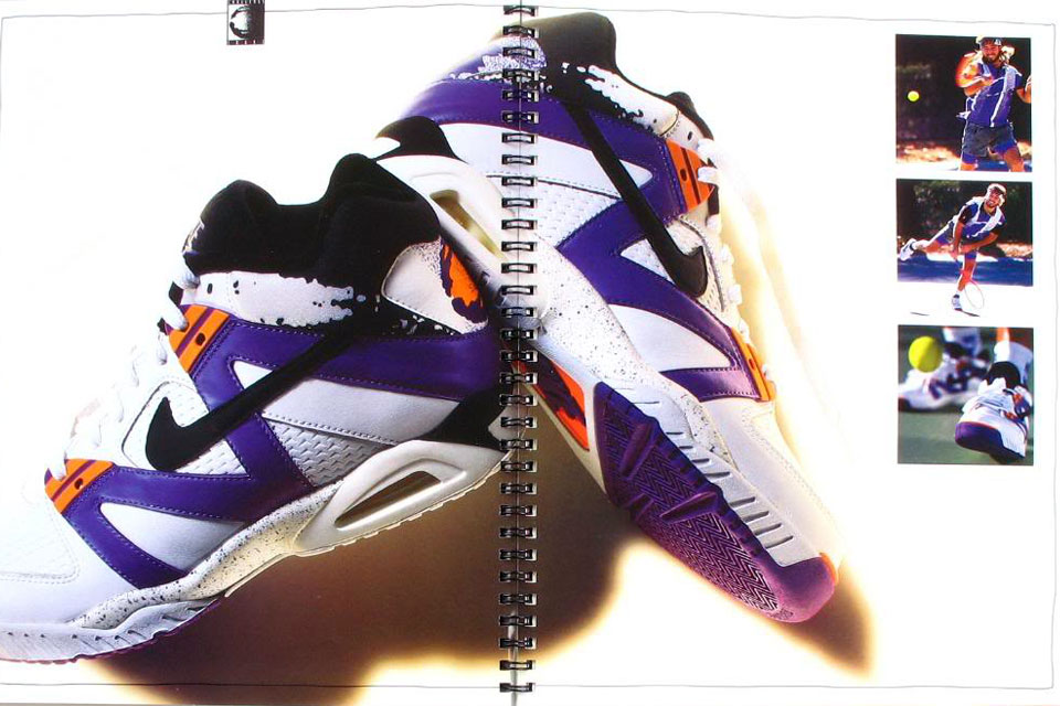 fe9dc80231f Nike Air Tech Challenge 3 OG