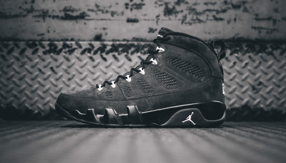"Air Jordan 9 Retro ""Anthracite"" – Release Reminder"