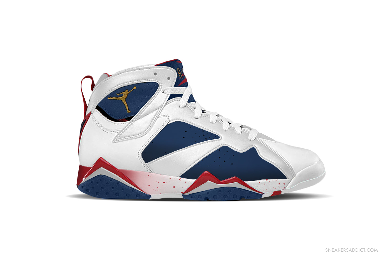 Air Jordan 7 Olympic Tinker Alternate 304775-123