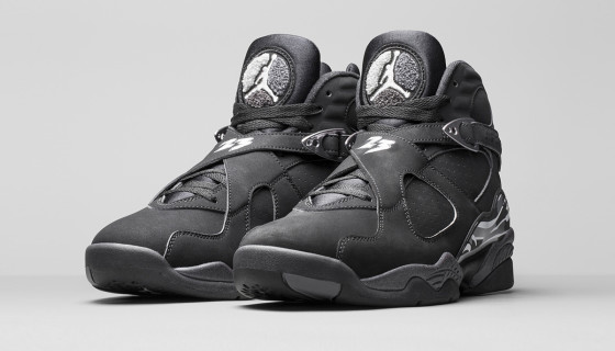 Air Jordan 8 Chrome : Date de sortie