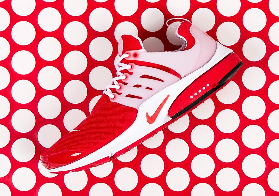 Nike Air Presto Comet Red