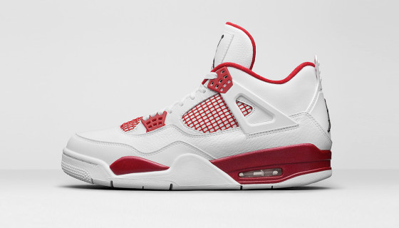 Air Jordan 4 Retro « Alternate 89 » Release date
