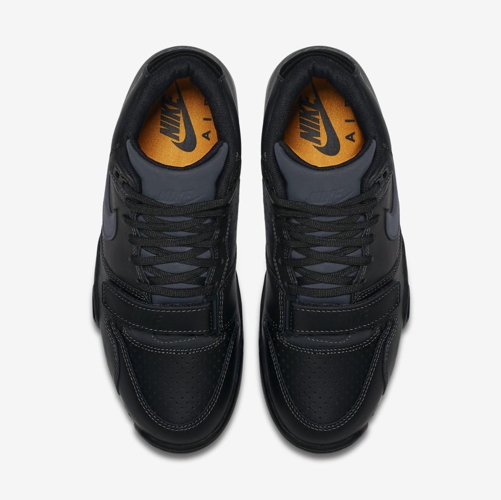 Nike-Air-Trainer-1-Mid-Anthracite-Orange-4