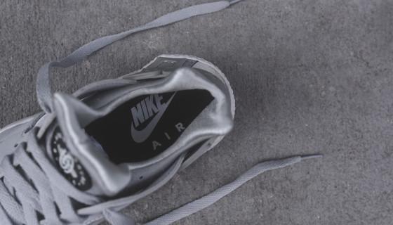 Nike Air Huarache – Wolf Grey / White