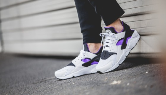Nike Air Huarache Purple Punch Retro