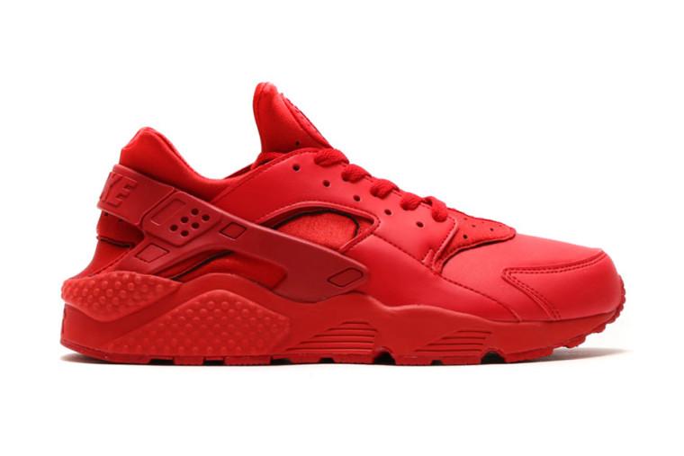 318429-660 Nike Air Huarache Varsity Red 1