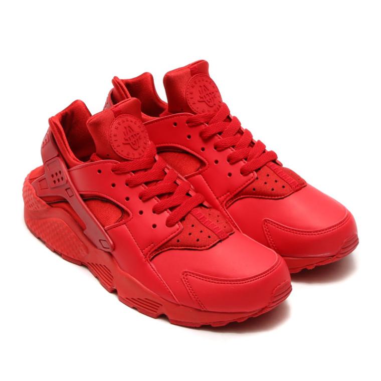 318429-660 Nike Air Huarache Varsity Red