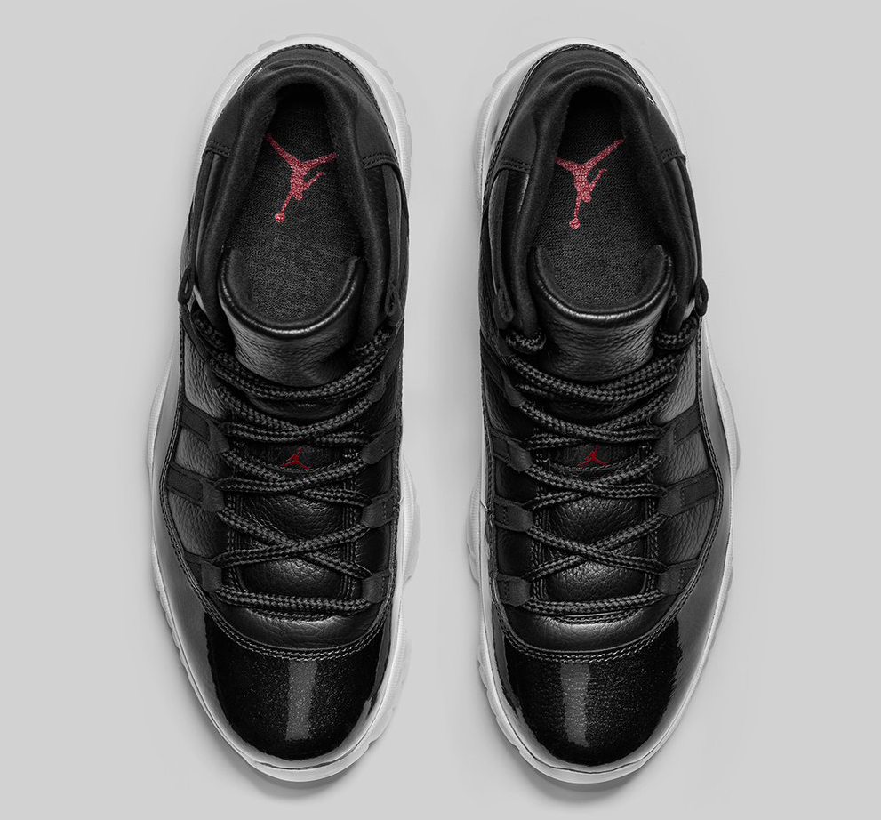 Air Jordan XI 72-10 Images Officielles 2