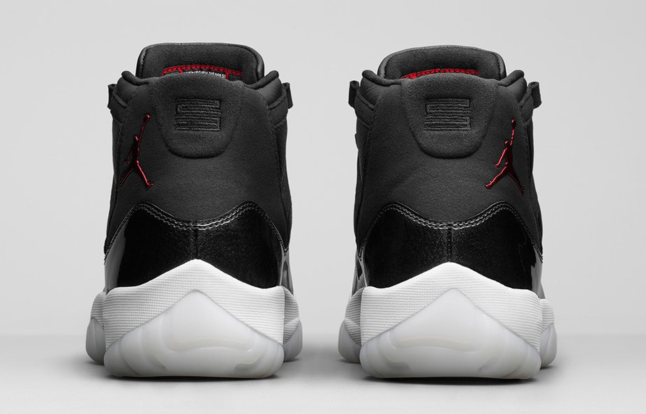 Air Jordan XI 72-10 Images Officielles 3