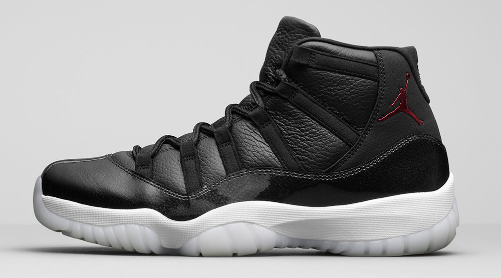 Air Jordan XI 72-10 Images Officielles 1