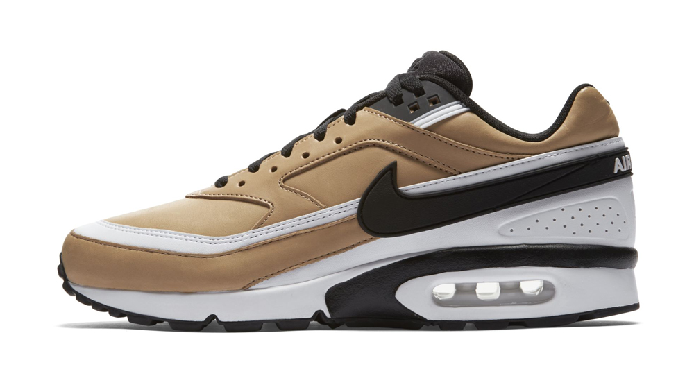 nike air max classic bw vachetta tan wave. Black Bedroom Furniture Sets. Home Design Ideas