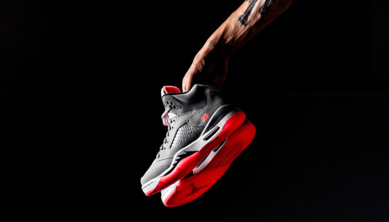 "Air Jordan 5 Retro GG ""Hot Lava"" – Release Reminder"