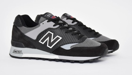 "New Balance M577K Made in UK ""Carbon Fiber"""