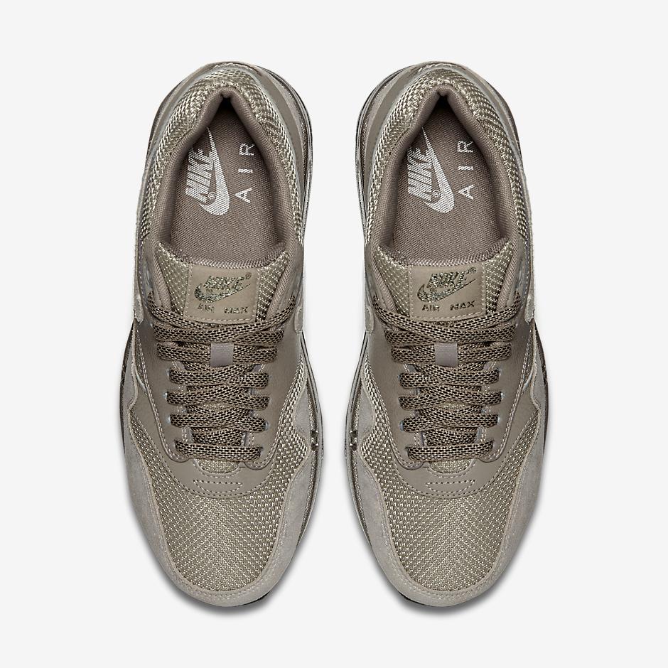 """Nike Air Max 1 Premium """"Metallic Pewter"""""""