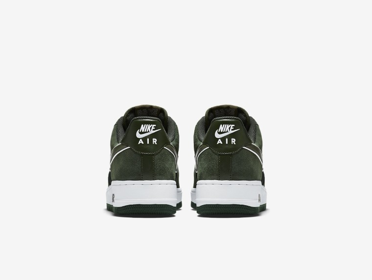 488298-316 Nike Air Force 1 'Hunter Green' - Disponible