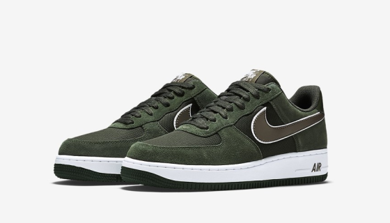 Nike Air Force 1 'Hunter Green' – Available
