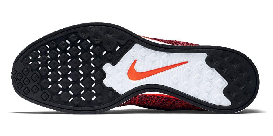 Nike Flyknit Racer - Açai Berry