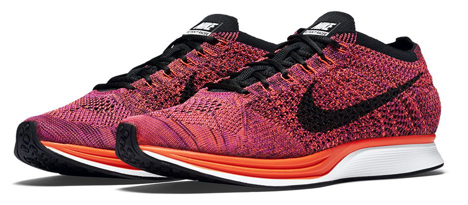 nike flyknit racer a ai berry. Black Bedroom Furniture Sets. Home Design Ideas