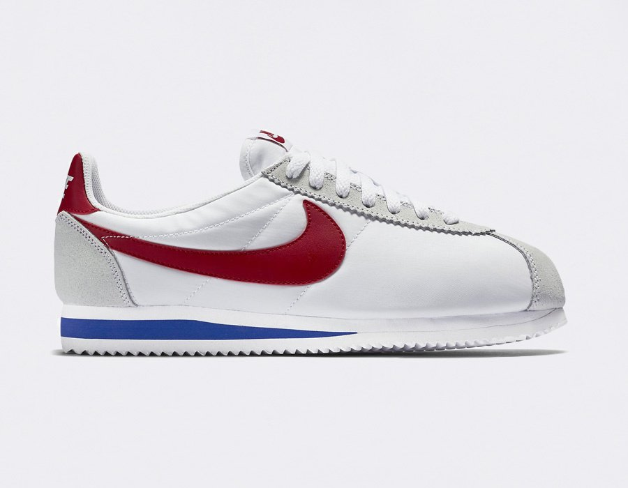 "nike 4 gros - Nike Classic Cortez Nylon ""Forrest Gump"" Colorway"