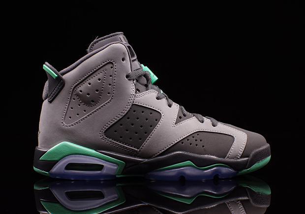 Air Jordan 6 Retro Green Glow