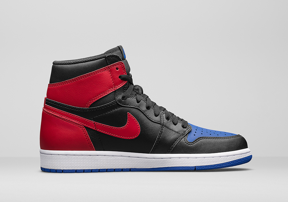 555178-010 Air Jordan 1 Top Three