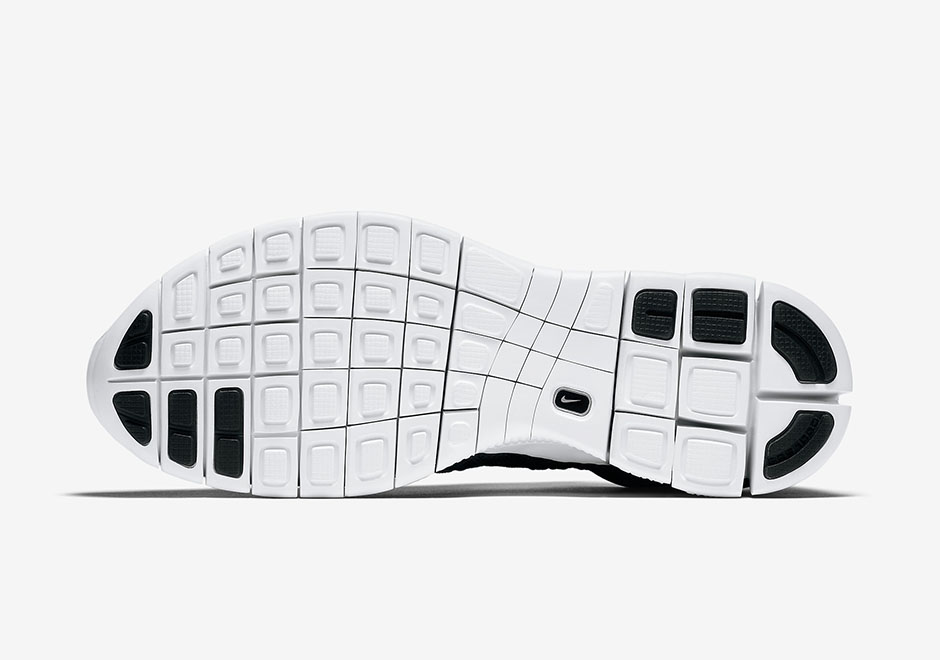Nike Free Inneva Woven Black/White
