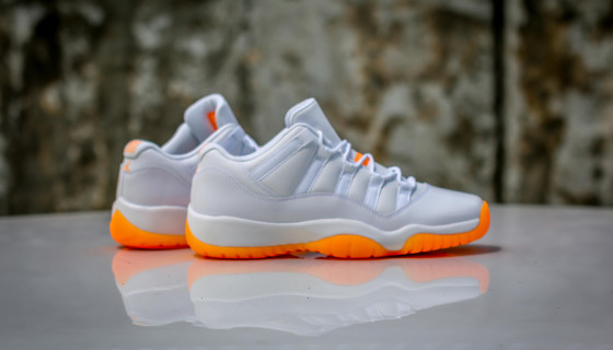 Air Jordan 11 Retro Low GS Citrus