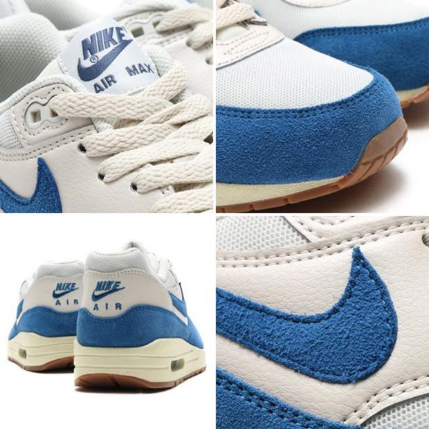 Nike Wmns Air Max 1 Essential Brigade Blue