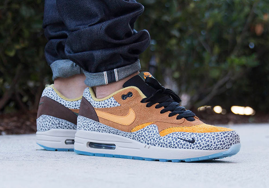 "Nike Air Max 1 Atmos ""Safari"""