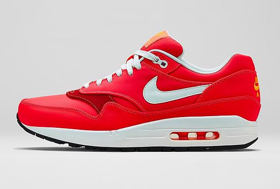 Nike Air Max 1 Quot Mercurial Quot Premium Qs Sneakers Addict