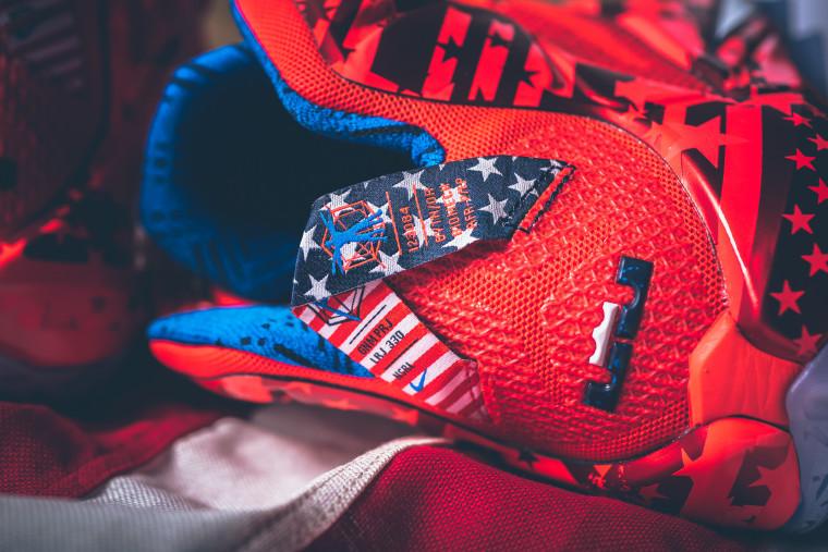 Nike LeBron XII 'USA'