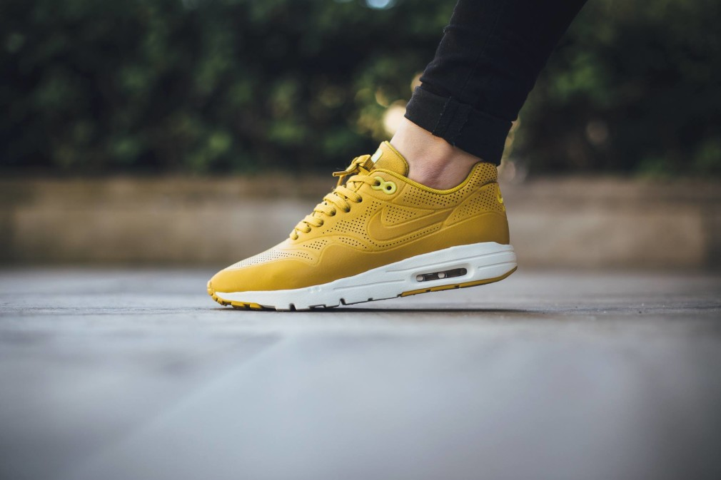 Nike Air Max 1 Ultra Moire Dark Citron