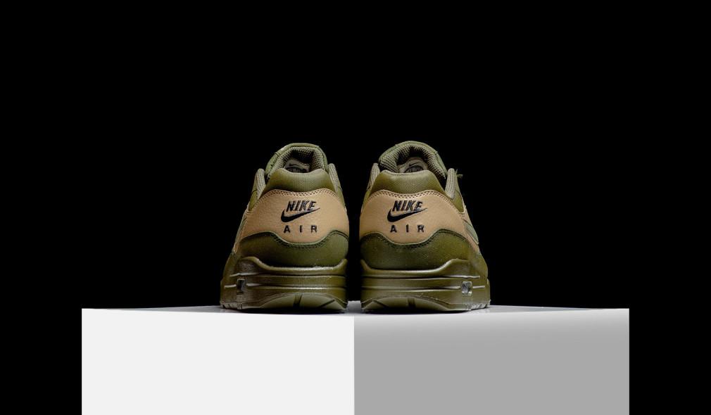 Nike Air Max 1 LTR Premium Dark Loden 3