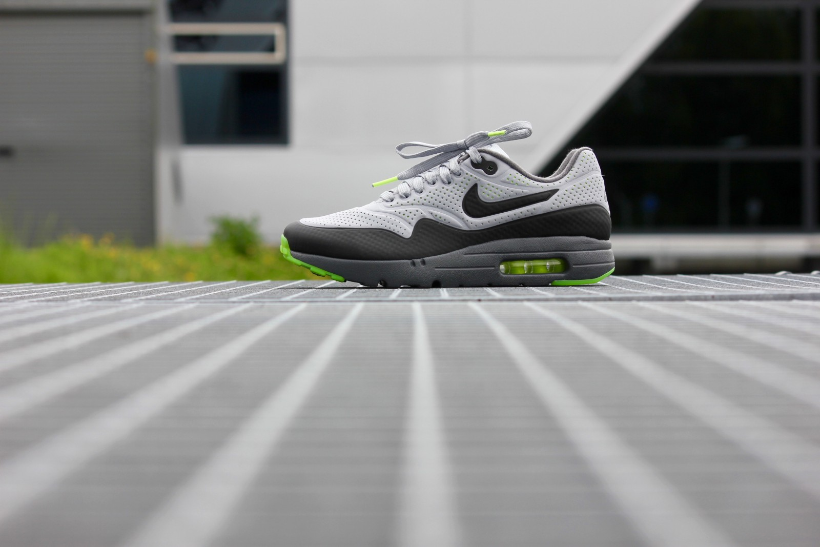 nike air max 1 neon ultra moire sneakers addict. Black Bedroom Furniture Sets. Home Design Ideas