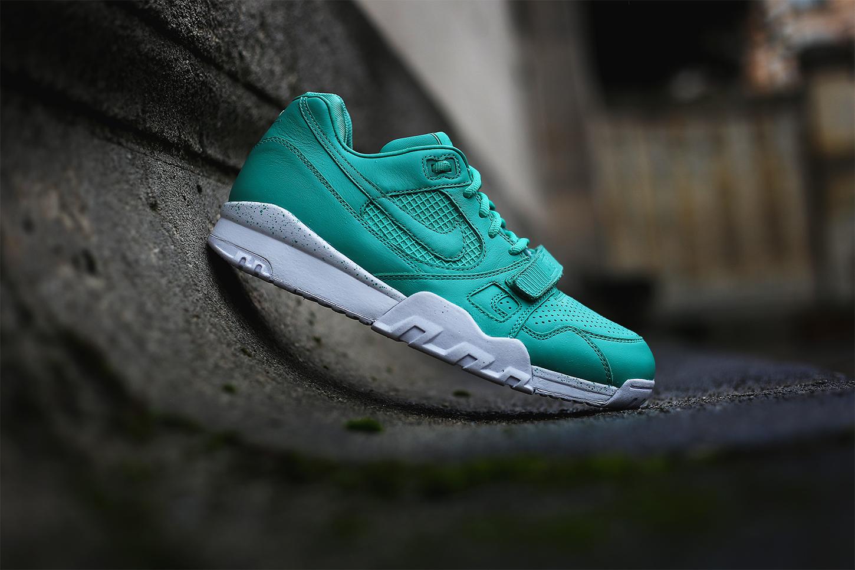 Nike Air Trainer 2 Prm Quot Mint Quot Sneakers Addict