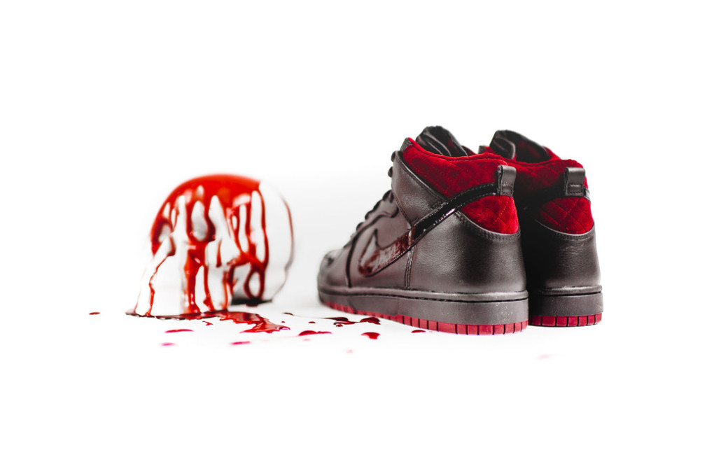 Nike Dunk High CMFT PRM Coffin