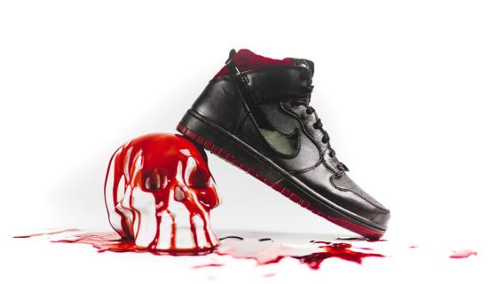 "Nike Dunk High CMFT PRM ""Coffin"""