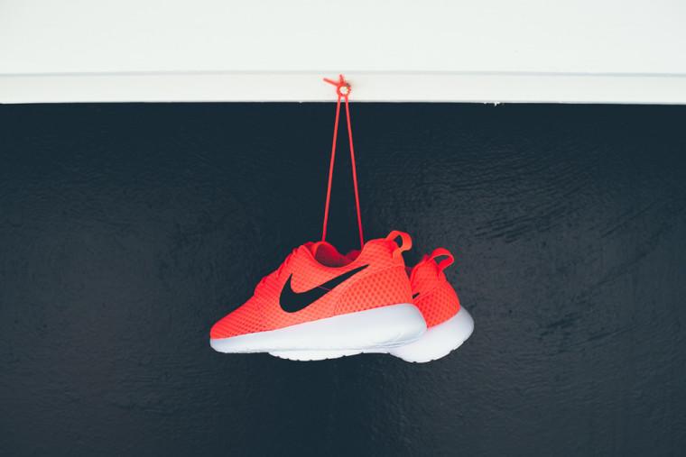 Nike Roshe One BR - Hot Lava