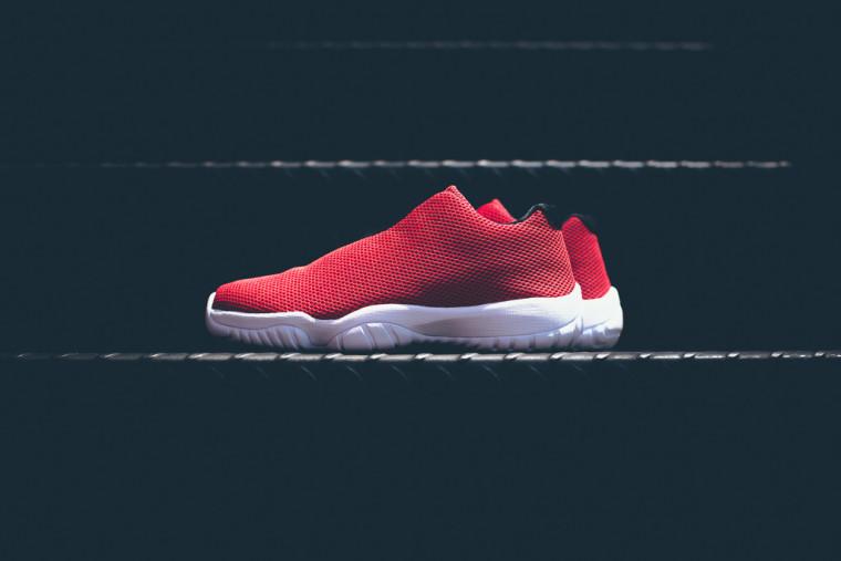 Air Jordan Future Low - Red/White