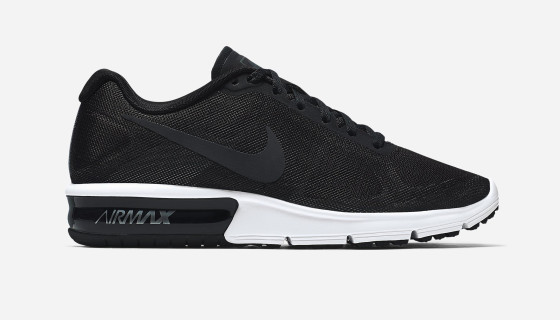 "Nike Air Max Sequent ""Black"""