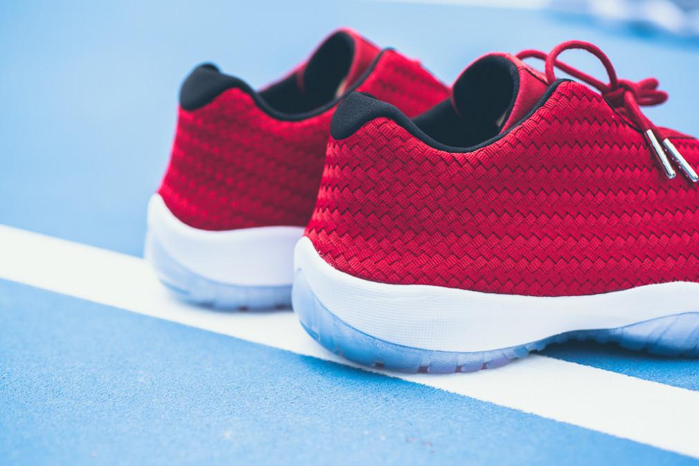 """Air Jordan Future Low  """"Gym Red"""""""