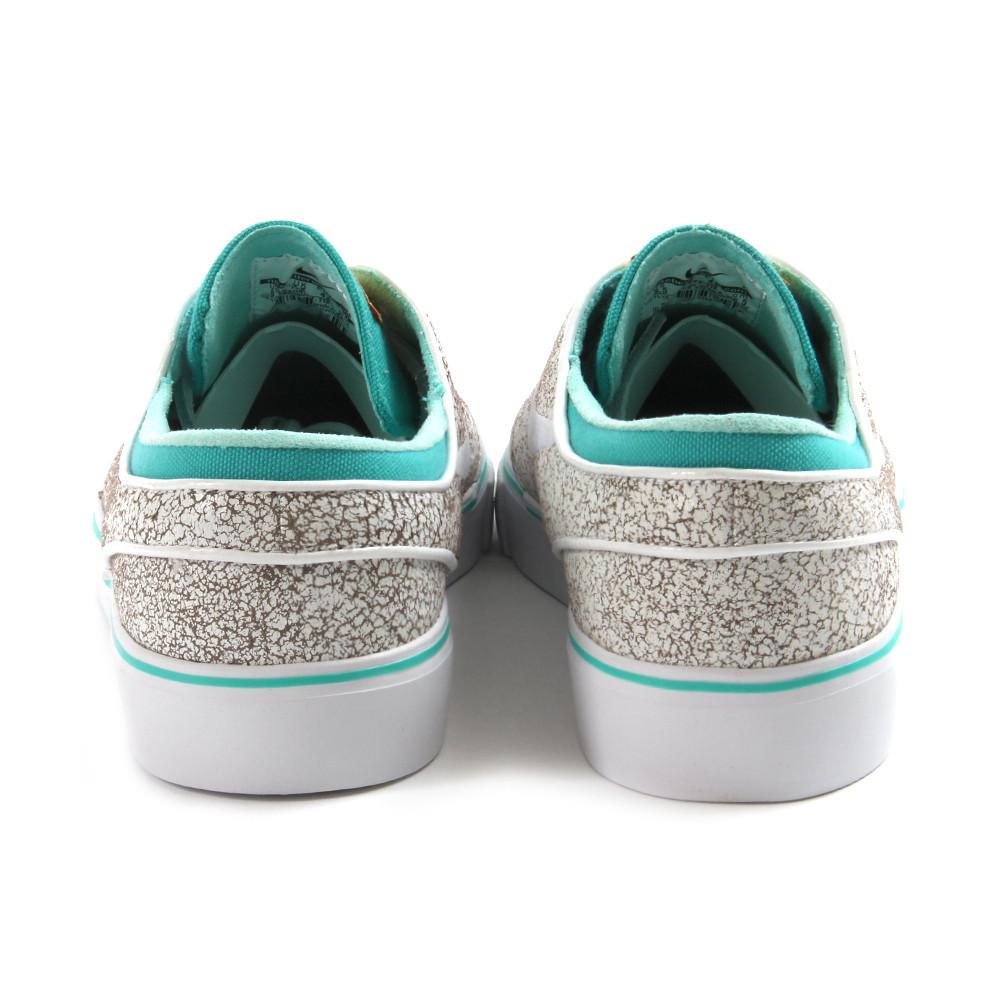 Nike SB Stefan Janoski Elite (White/White-Black-Hyper Jade)