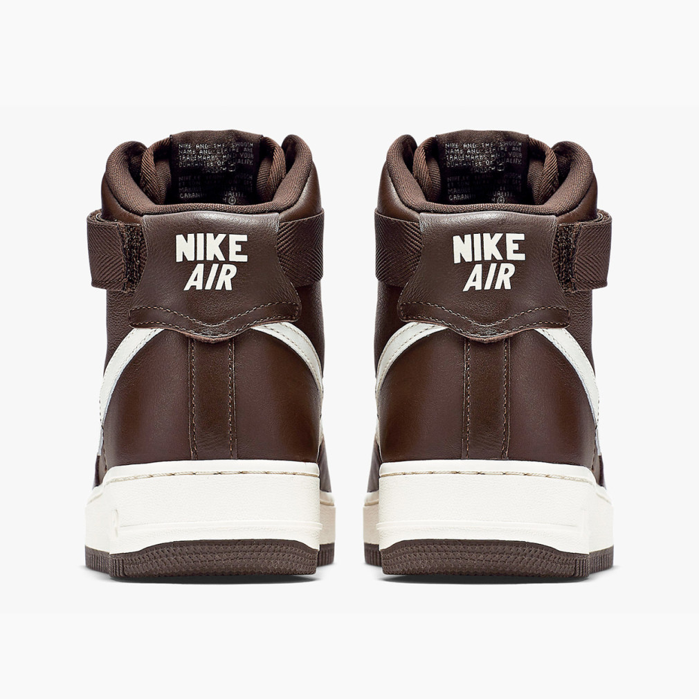 Nike Air Force 1 HI Retro QS Chocolate / Sail